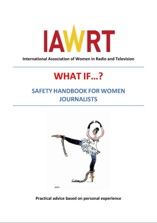 IAWRT Safety Manual Cover