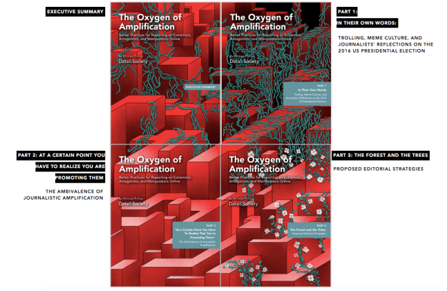 The Oxygen of Amplification report cover